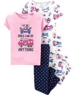 98cef56d7afe Toddler Girl Pajamas