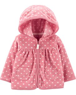4b32f8e01 Baby Girl Sweaters & Cardigans | Carters.com