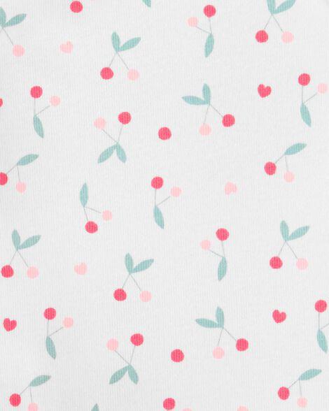 3-Piece Floral Little Short Set