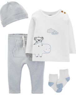 5269e964ceb Baby Boy New Arrivals Clothes & Accessories | Carter's | Free Shipping