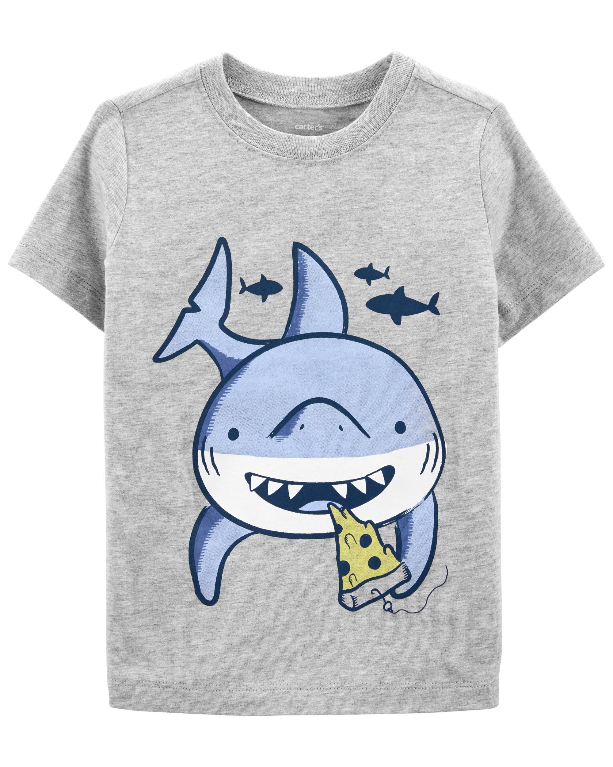 *DOORBUSTER* Shark Jersey Tee