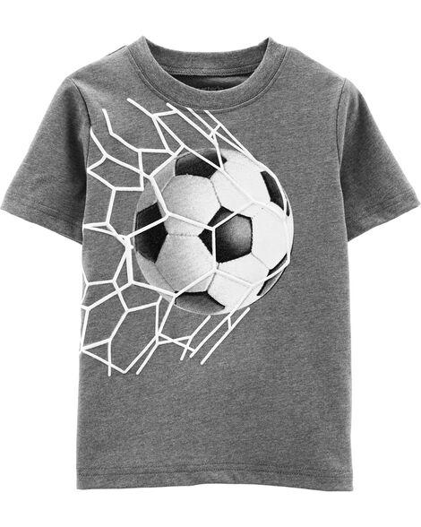 ef07f15b4 Toddler Boy Soccer Jersey Tee