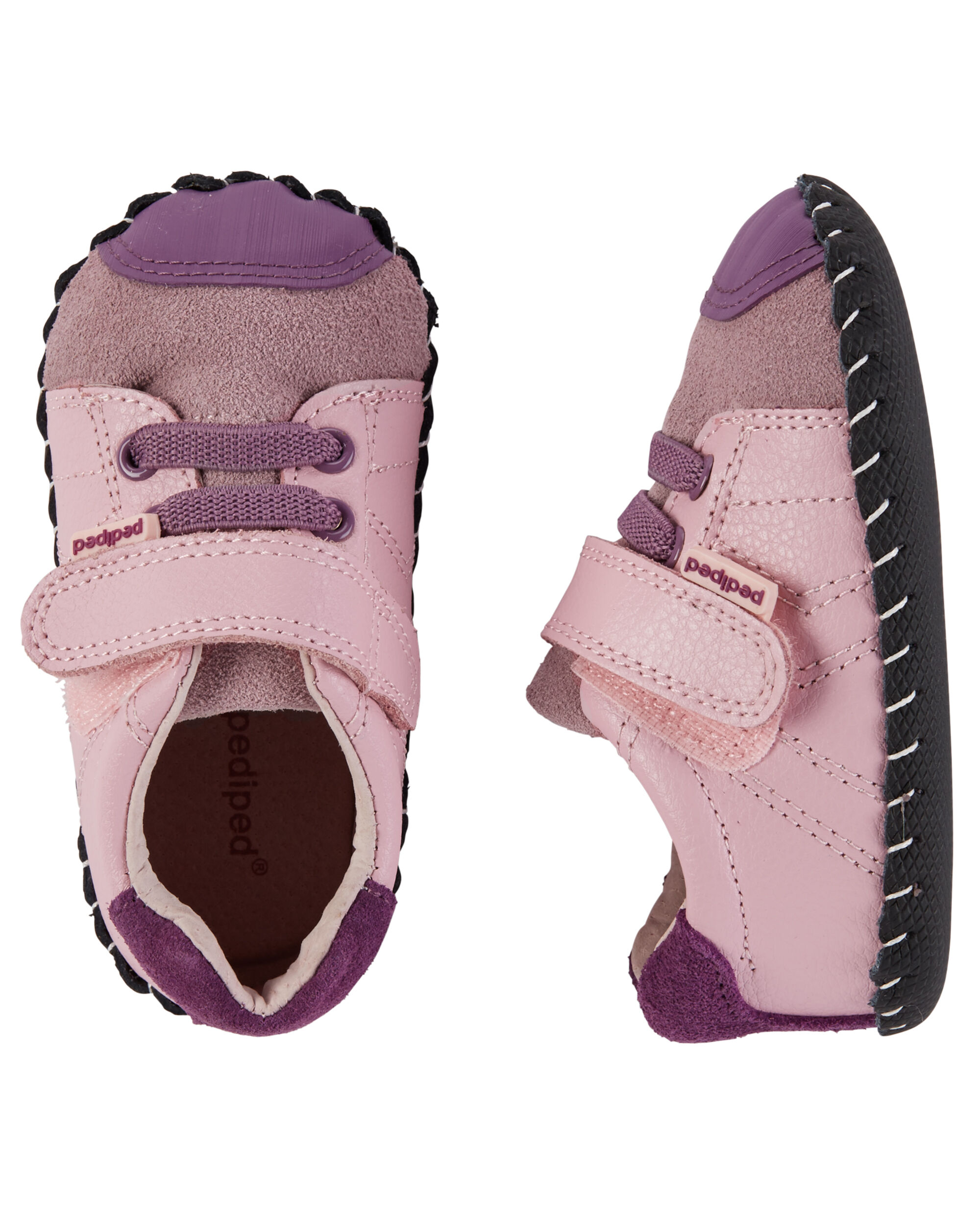 Pediped Originals Jake Pink
