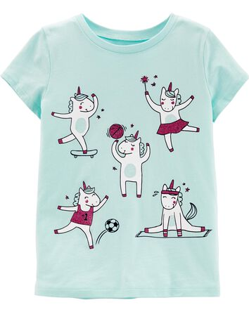 ef238e8e Kid Girl Tops | Carter's | Free Shipping