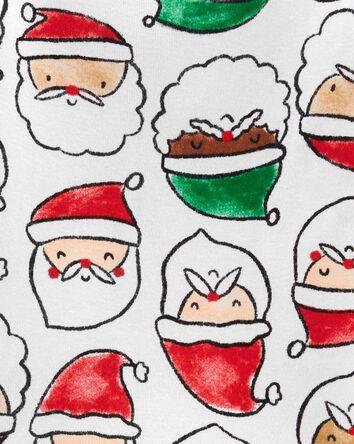 2-Piece Santa 100% Snug Fit Cotton...
