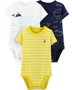 c04e044261bc Baby Boy One-Piece Bodysuits