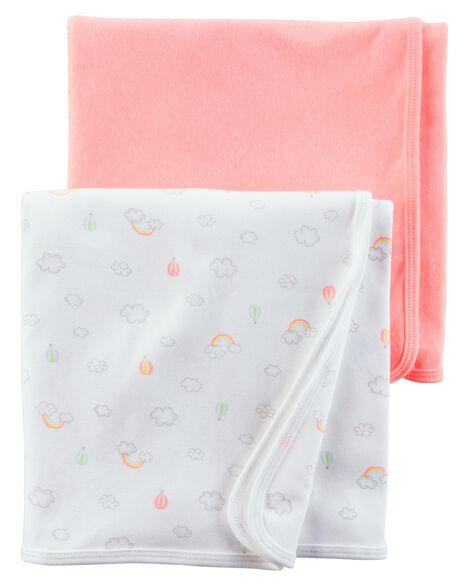 66f6f03f2806 2-Pack Babysoft Swaddle Blankets