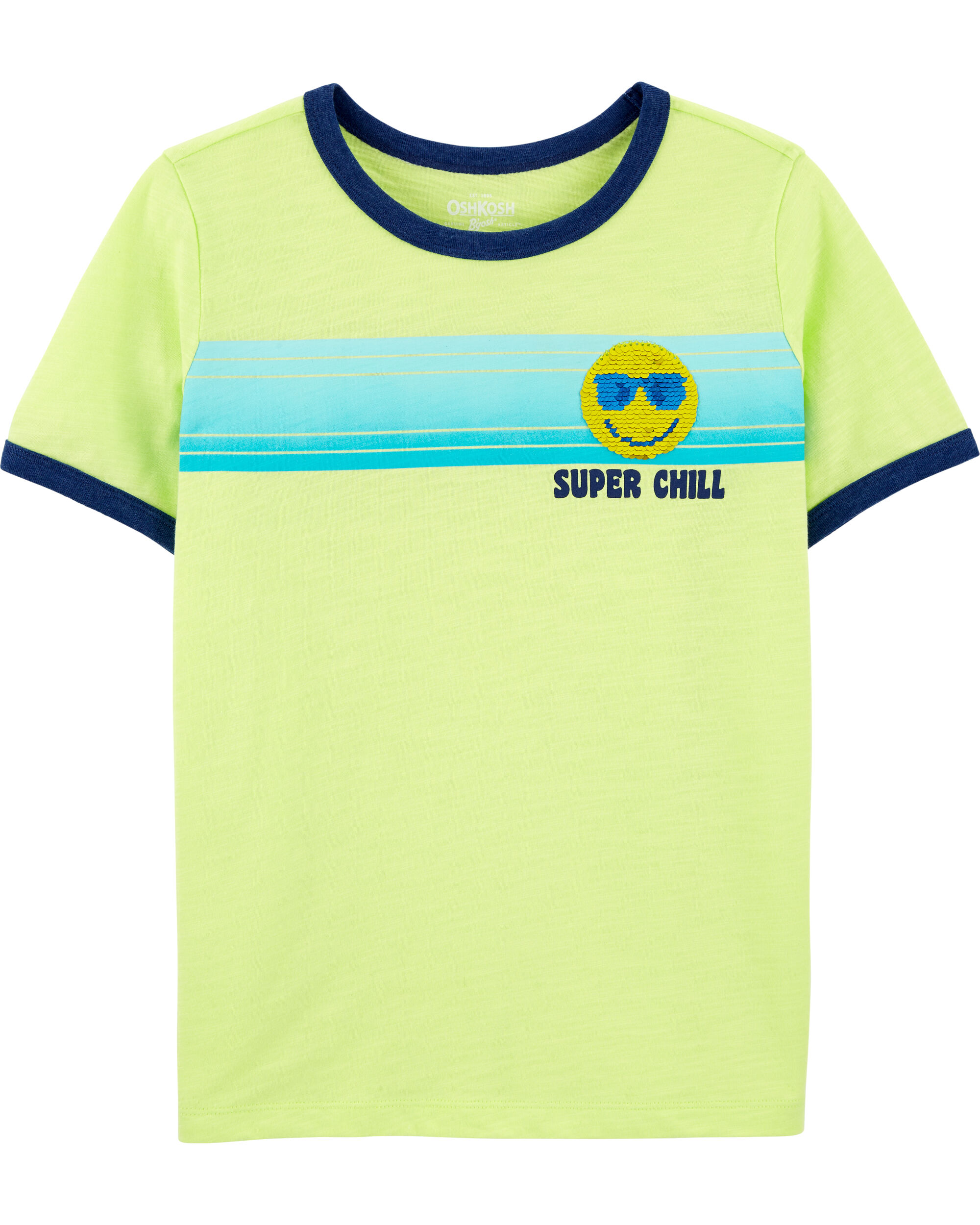 *CLEARANCE* Super Chill Flip & Reveal Sequin Tee