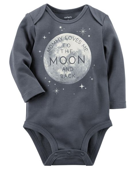 8512bcc927c2 Mommy Loves Me Collectible Bodysuit