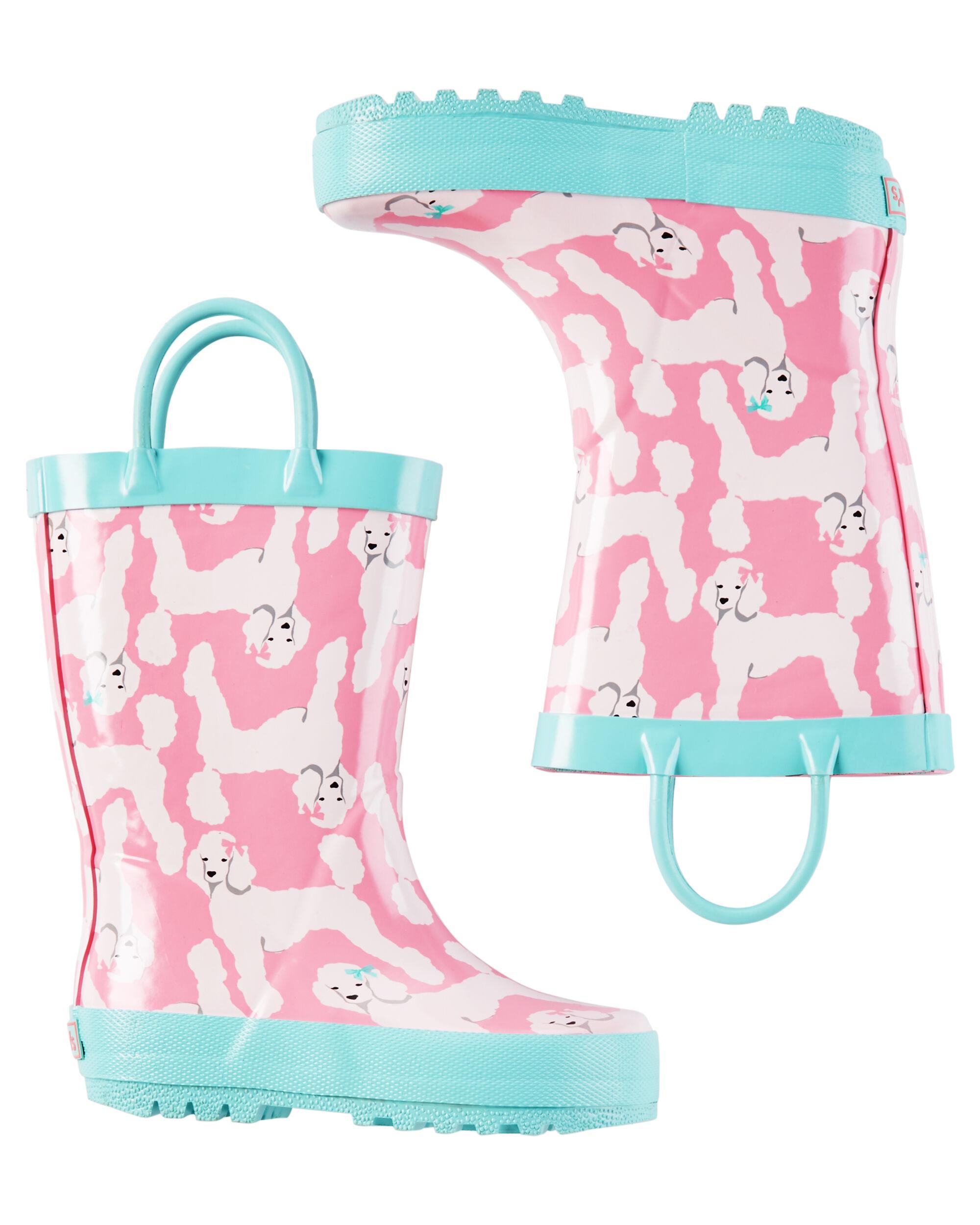 Carter s Poodle Rain Boots