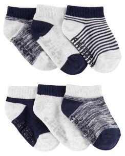 48cd19deec73 Kid Boys Socks & Underwear | Carter's | Free Shipping