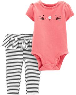 e577836c3 Baby Girl Sets | Carter's | Free Shipping
