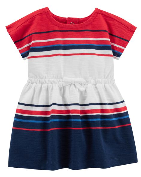 Fourth Of July Jersey Dress