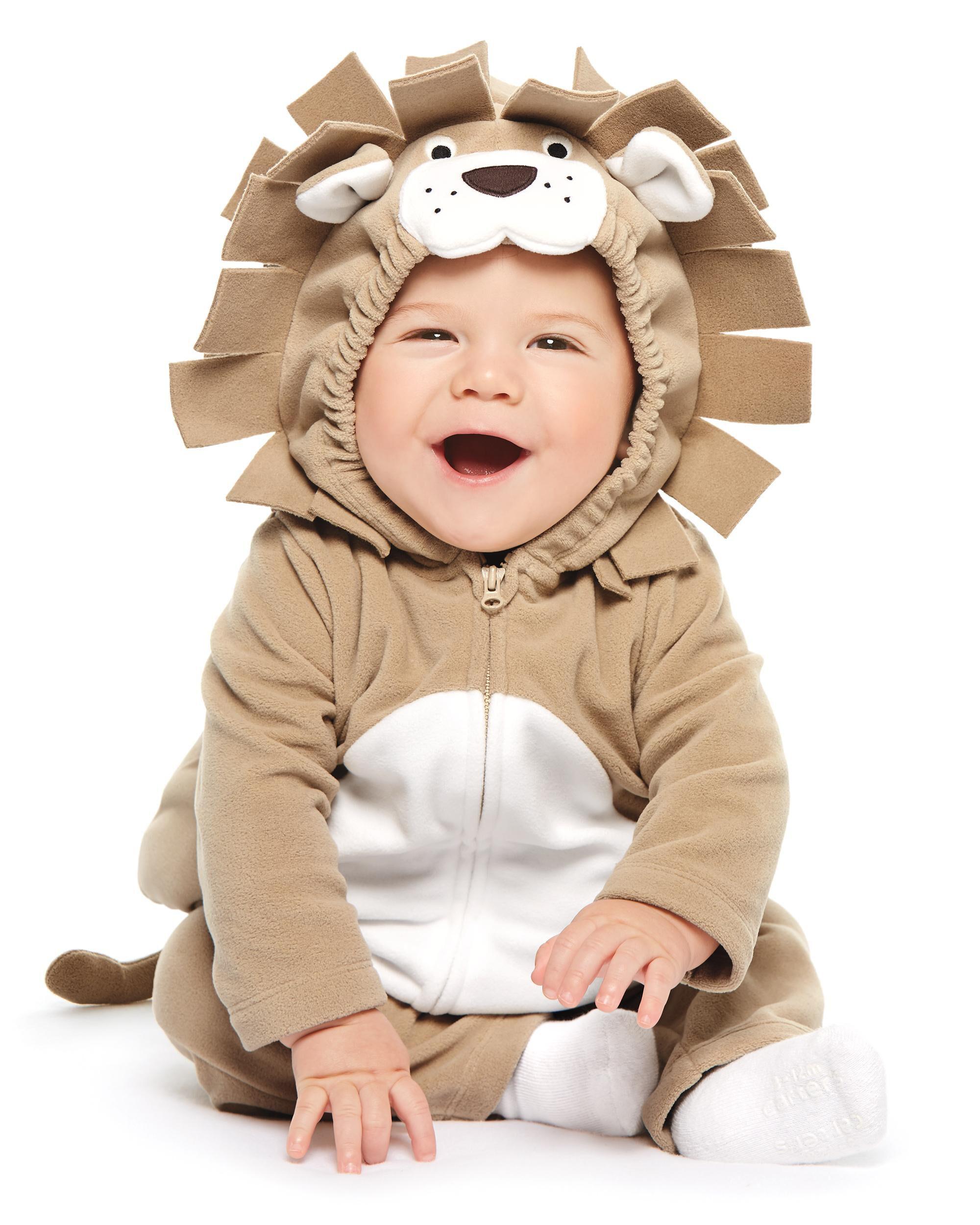 Baby Boy Lion Halloween Costume
