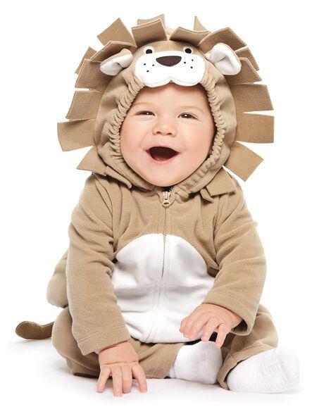 Little Lion Halloween Costume