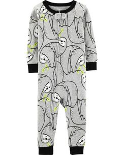6a2fb5fe6 1-Piece Pajamas