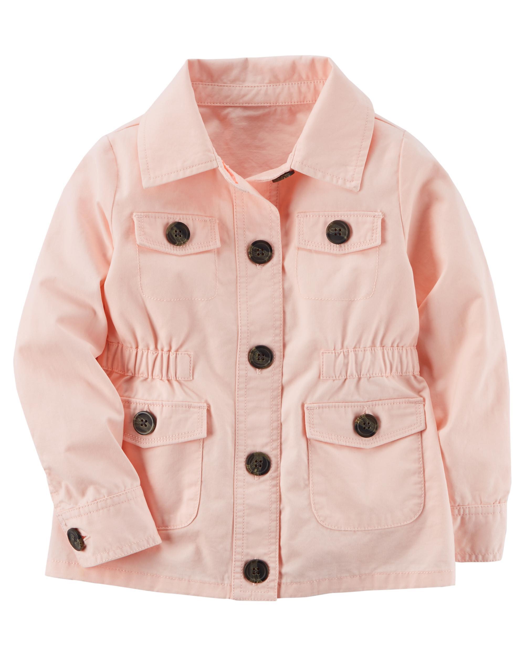 twill jacket carters com rh carters com outerwear fahrenheit outerwear jacke damen