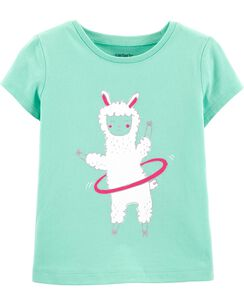 7c3cdd5d252b Toddler Girl Graphic Tees | Carter's