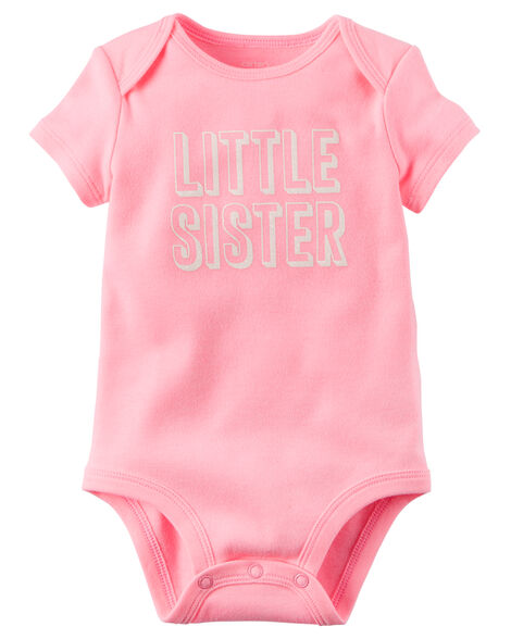 f324f94871ce Little Sister Neon Collectible Bodysuit