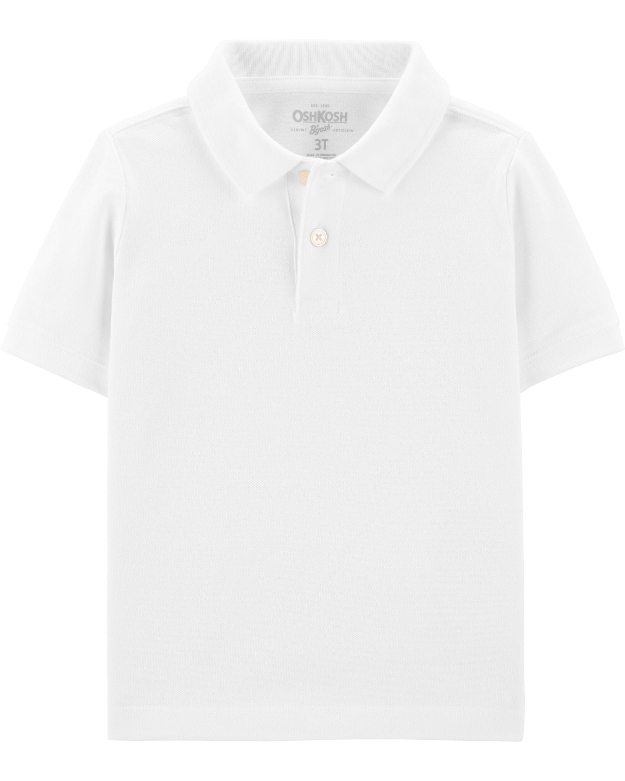 *CLEARANCE* Pique Uniform Polo