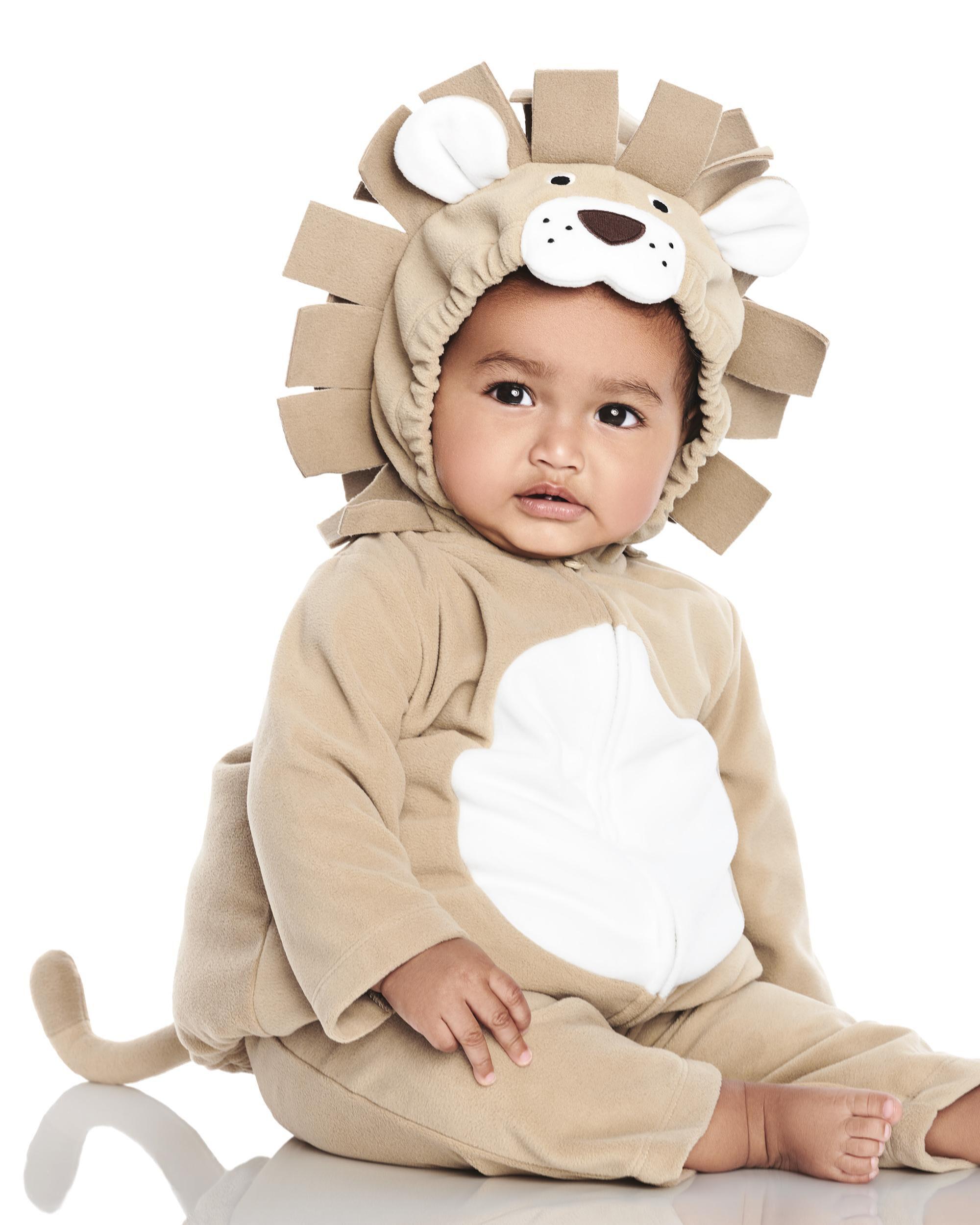 little lion halloween costume | carters