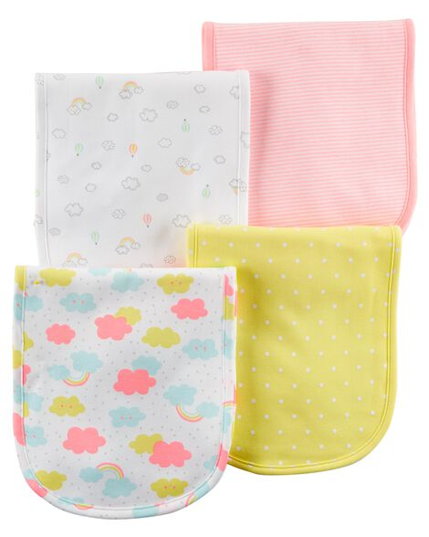 aeb4eed07 Images. 4-Pack Burp Cloths. Loading zoom