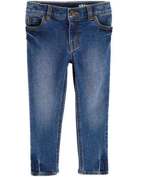 4b3f18fdcc8e Dark Wash Skinny Jeans ...