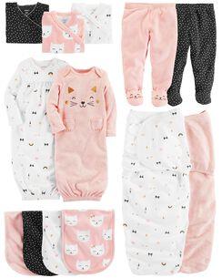 Baby Girl Gift Bundles Carters Com