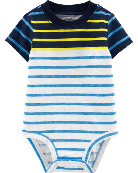 Striped Collectible Bodysuit
