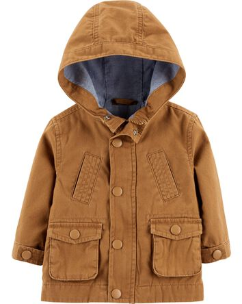 cec4072a98 Baby Boy Jackets & Outerwear | Carter's | Free Shipping