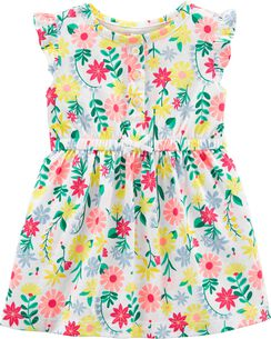 5e5491451278 Baby Girl Dresses & Rompers   Carter's   Free Shipping