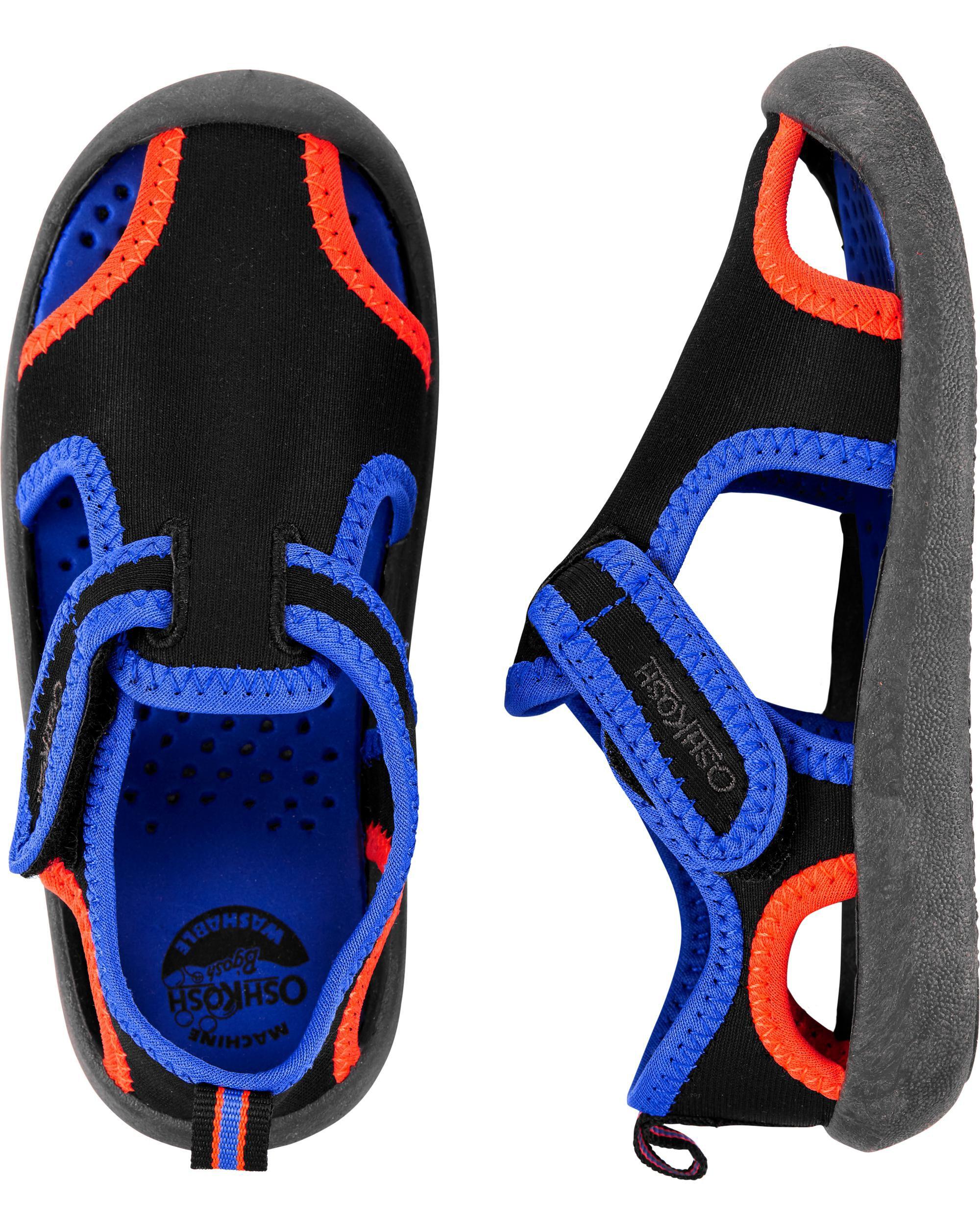 OshKosh Black Water Shoes