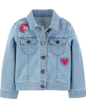 21b63b392 Toddler Girl Jackets & Outerwear | Carter's | Free Shipping