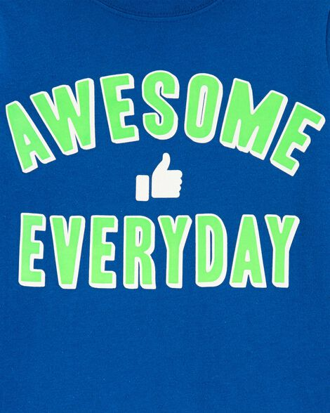 Awesome Everyday Jersey Tee