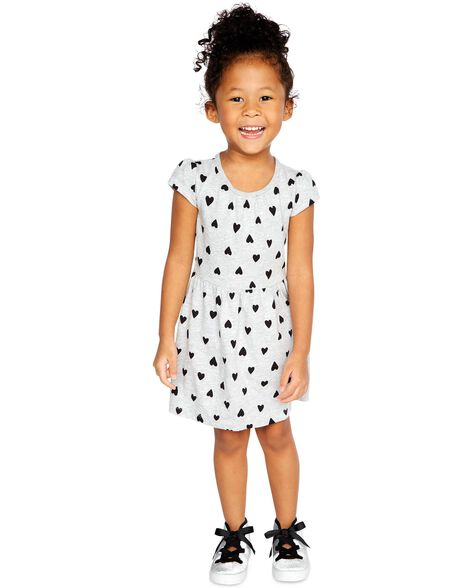 c2c9600a7 Toddler Girl 2-Pack Jersey Dress Set