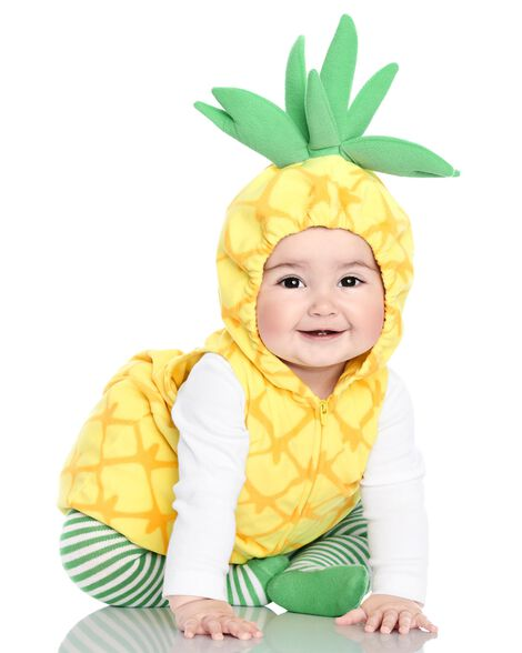 041a79346355 Little Pineapple Halloween Costume