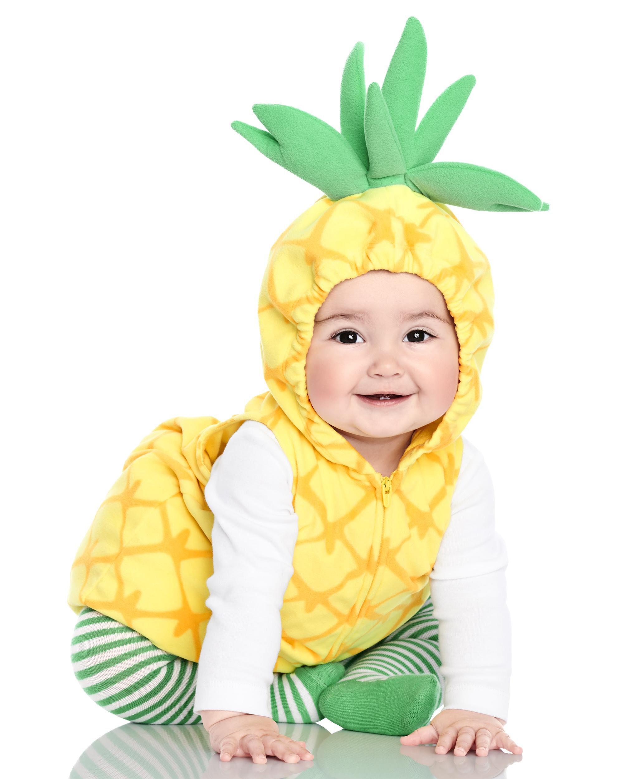 Little Pineapple Halloween Costume  sc 1 st  Carteru0027s & Baby Girl Halloween Costumes | Carters.com