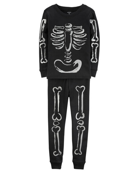 218767588 2-Piece Snug Fit Cotton Halloween PJs