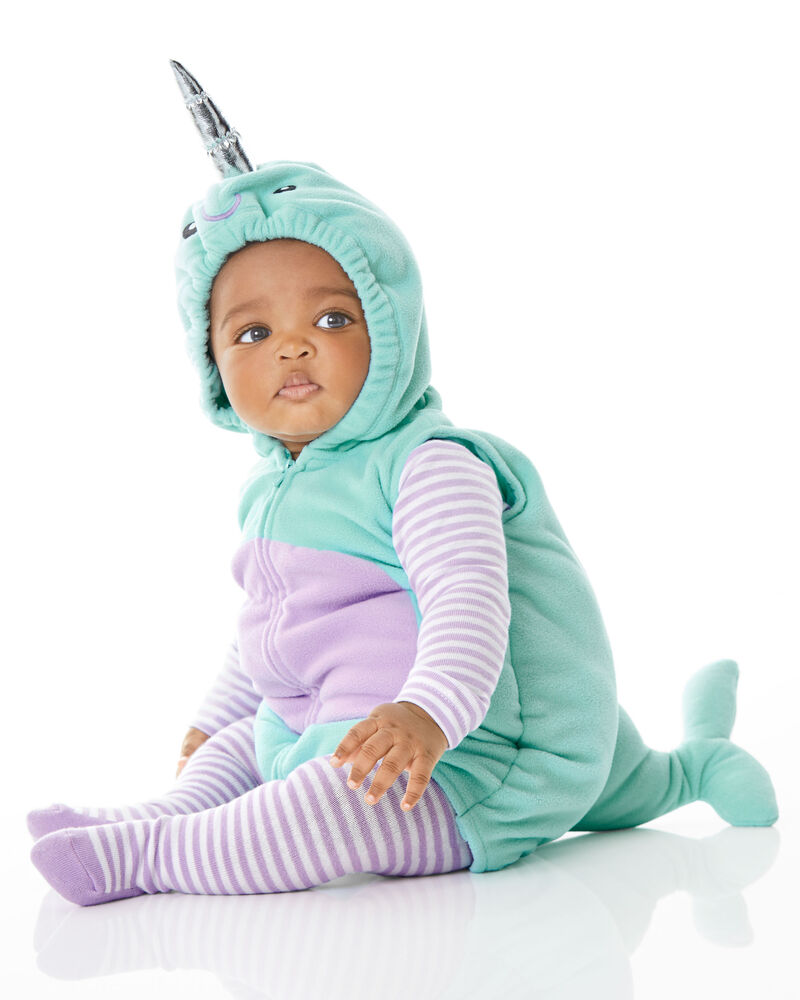 Little Narwhal Halloween Costume, , hi-res