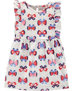 cdabba67a00e8 Baby Girl Dresses & Rompers | Carter's | Free Shipping