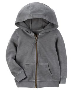 f88e1f26ffa Zip-Up French Terry Hoodie