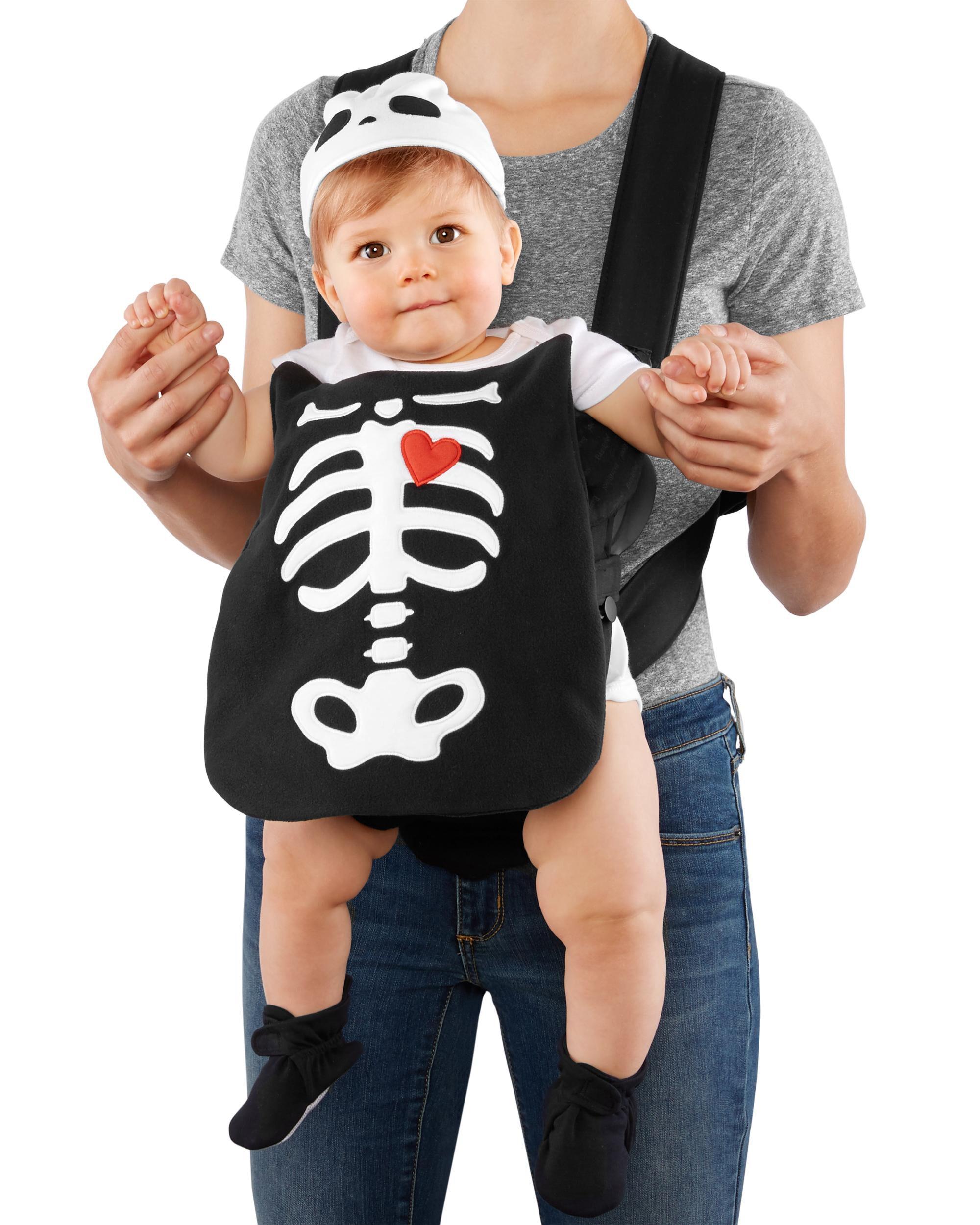 Little Skeleton Halloween Carrier Costume  sc 1 st  Carteru0027s & Baby Boy Halloween Shop | Costumes | Carteru0027s