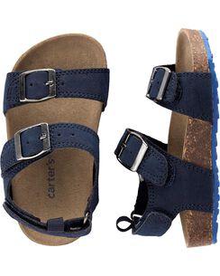 a2c6b6d8c428 Carter s Buckle Cork Sandals