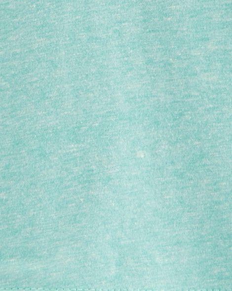 Snow Yarn Jersey Polo