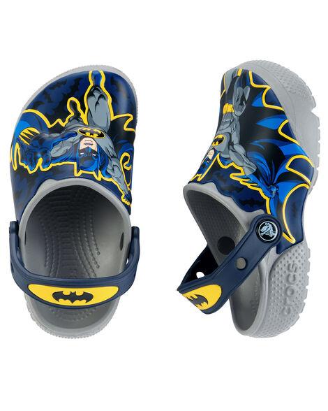 fd79c14aebc25d Crocs Fun Lab Batman Clogs ...