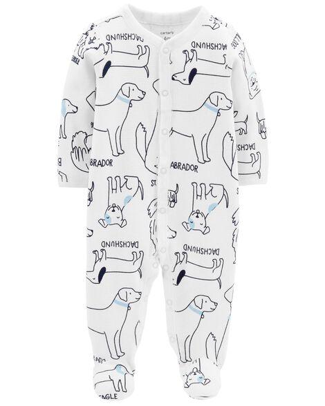 Dog Snap-Up Thermal Sleep & Play