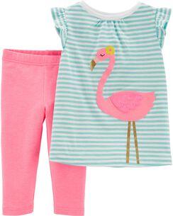 cf56b125b59fc Toddler Girl Pant Sets | Carter's | Free Shipping