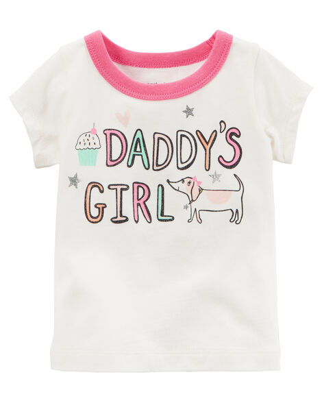 Daddys Girl Graphic Tee Carterscom
