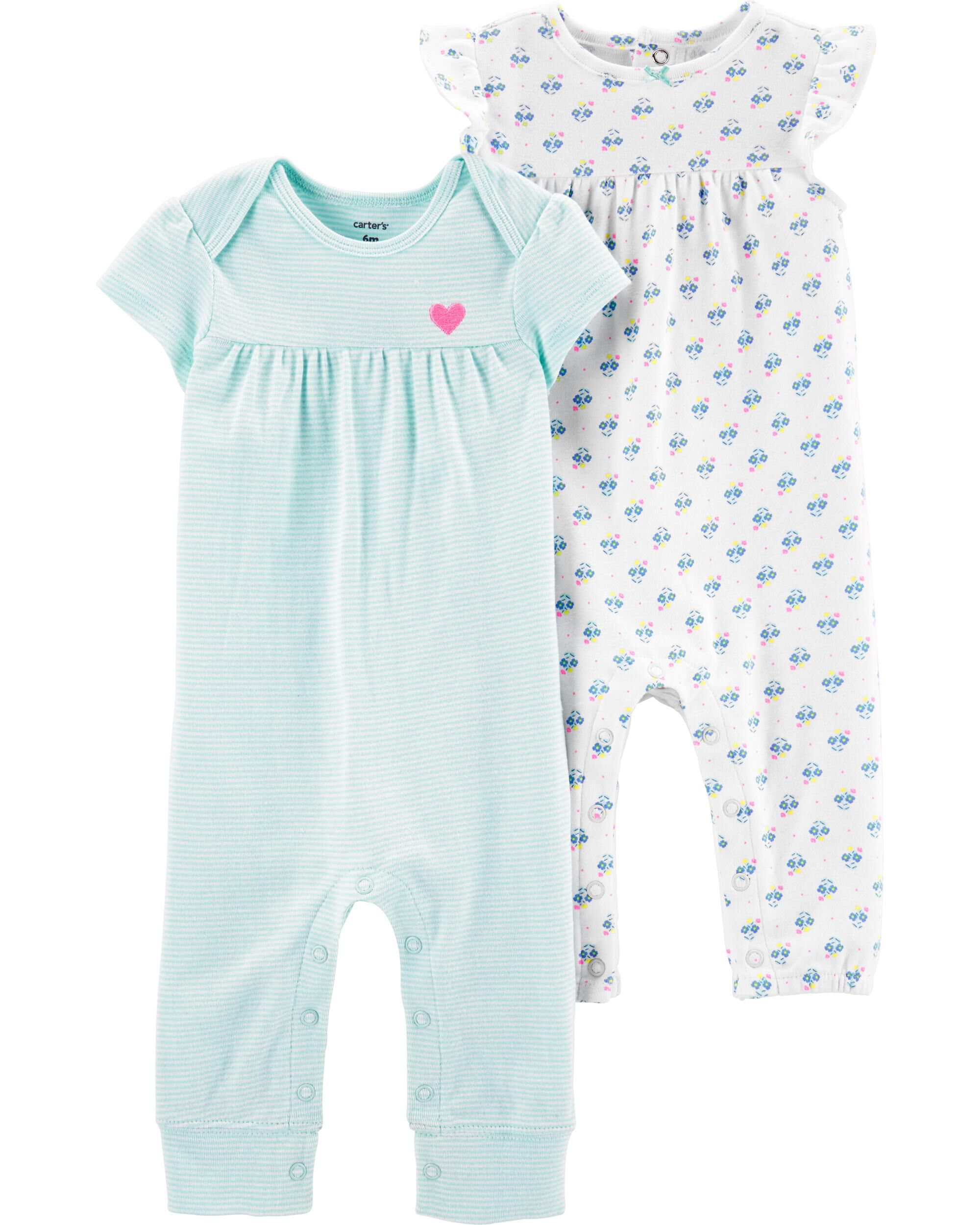 *CLEARANCE* 2-Pack Jumpsuits