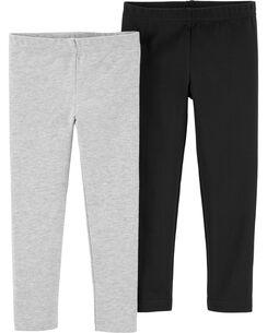 5f86c5673425 Baby Girl Pants: Leggings & Jeggings | Carter's | Free Shipping